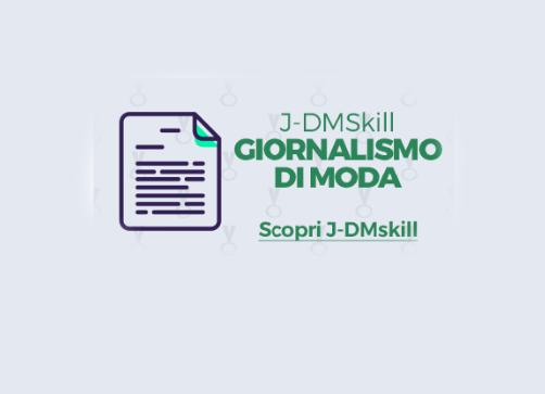 GIORNALISMO DI MODA