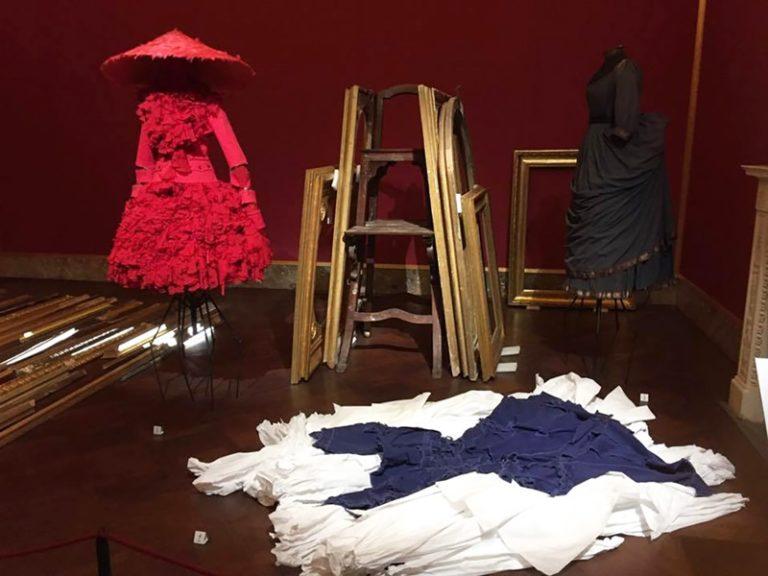 Palazzo Pitti: Il museo effimero della moda