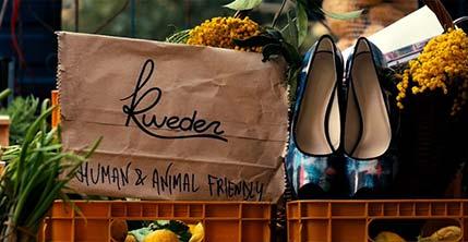 Kweder, scarpe e borse fashion, etiche e vegan