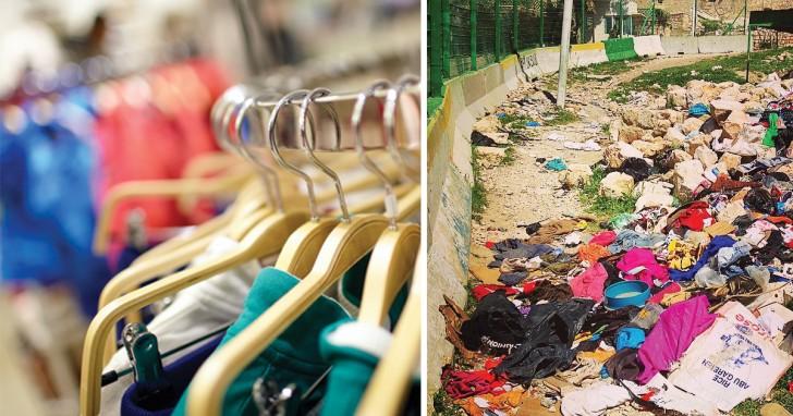 L'inquinamento dell'industria della moda