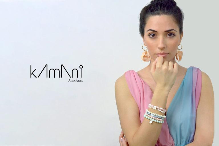 Kamani, brand italiano di bijoux di design