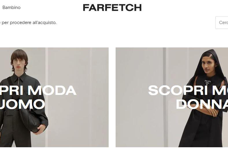 Cos'è Farfetch