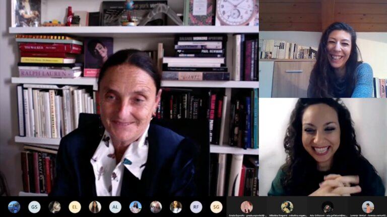 Michela Gattermayer – intervista durante il corso di Brand di Moda
